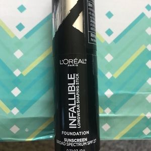 Foundation makeup LOREAL PARIS INFALLIBLE #407